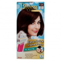 BIGEN CREAM COLOR 4.35 DARK CARAMEL BROWN