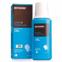 BETADINE GARGLE & MOUTH WASH 190ML
