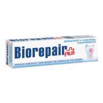 BIOREPAIR PLUS SENSITIVITY CONTROL TOOTHPASTE 123G