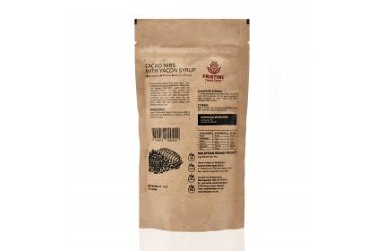 [MPLUS] PRISTINE FOOD FARM Cacao Nibs With Yacon Syrup 200gm