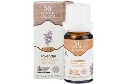 [MPLUS] MT RETOUR Certified Organic Lavender Essential Oil 10ml