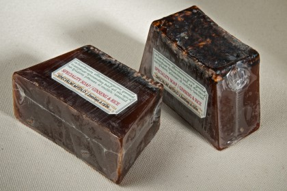 [MPLUS] BOTANICUS Ginseng & Rice Soap