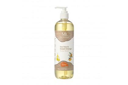 [MPLUS] MT RETOUR Tea Tree & Sweet Orange Body Wash 500Ml