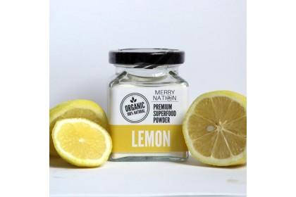 [MPLUS] Merry Nation Lemon Powder 100G