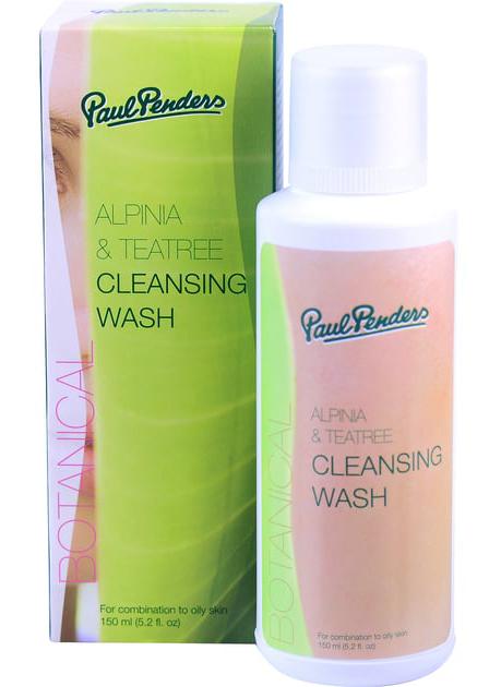 [MPLUS] PAUL PENDERS Alpinia & Teatree Cleansing Wash 150ml