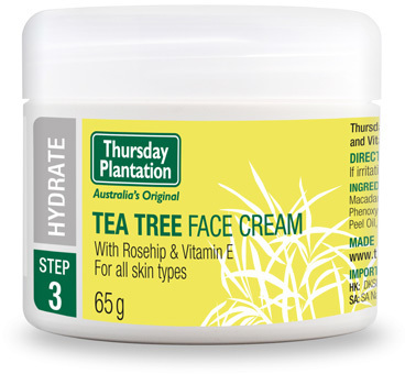 [MPLUS] THURSDAY PLANTATION Face Cream 65g