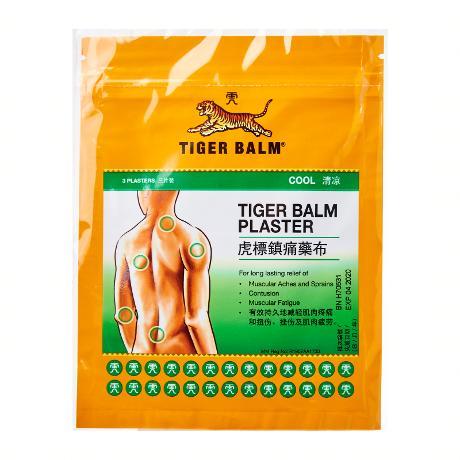 [MPLUS] TIGER BALM Plaster Cool Large