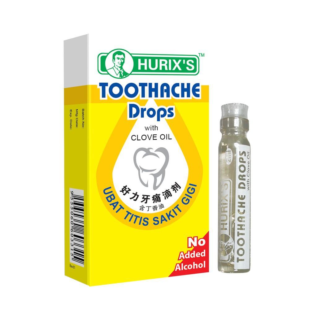 [MPLUS] HURIX'S Toothache Drop 2Ml