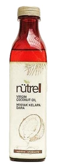 [MPLUS] Nutrell Virgin Coconut Oil 400Ml
