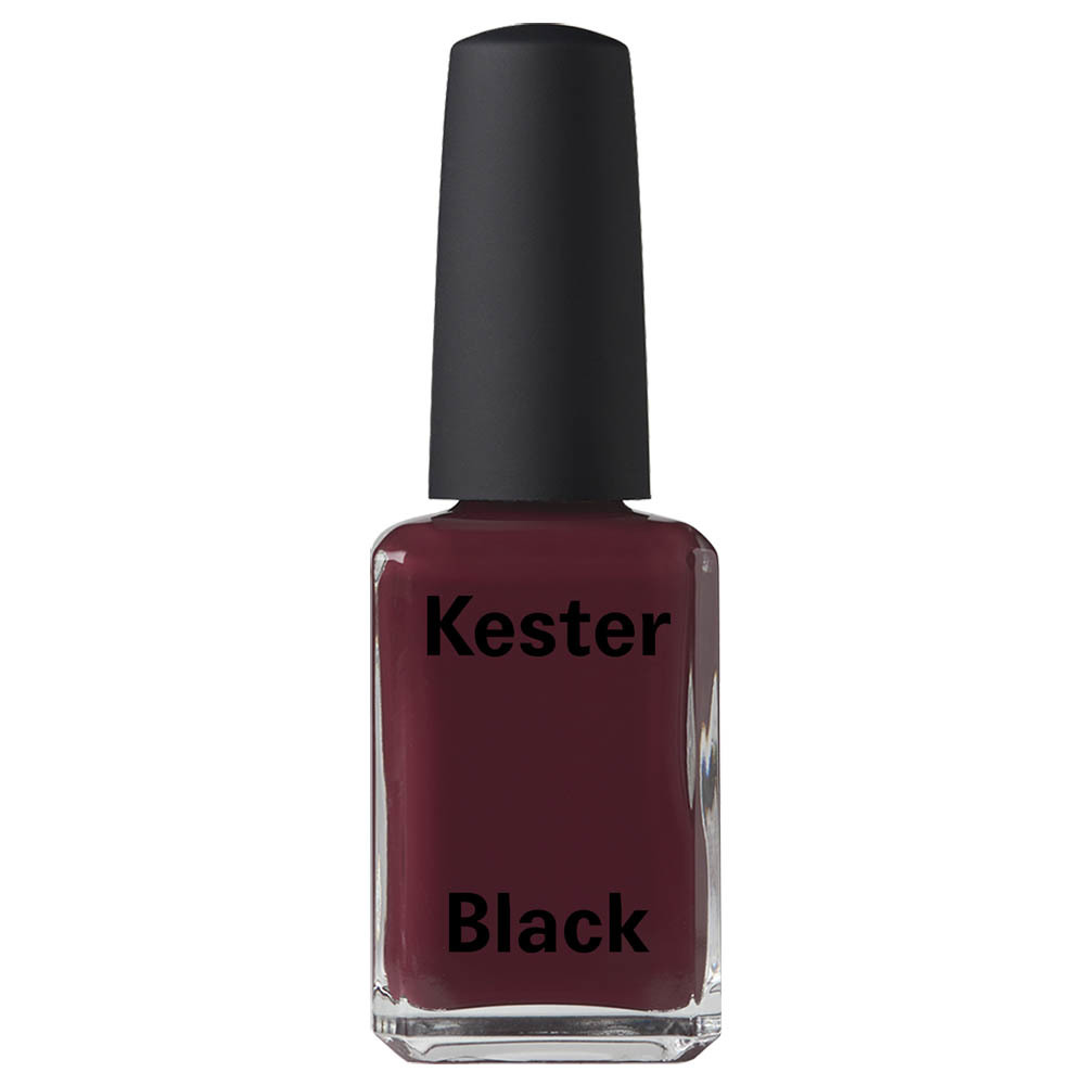 [MPLUS] Kb024 Kester Black Narcissist Nail Polish 15Ml
