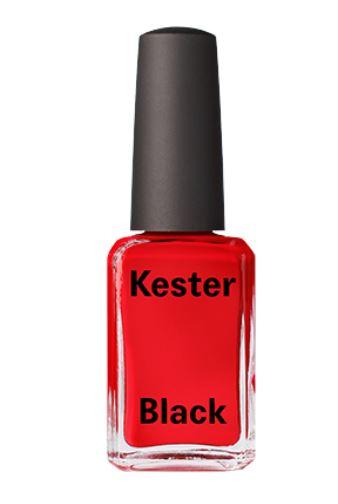 [MPLUS] Kb067 Kester Black Rouge Nail Polish 15 Ml
