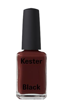 [MPLUS] Kb022 Kester Black Rust Nail Polish 15Ml