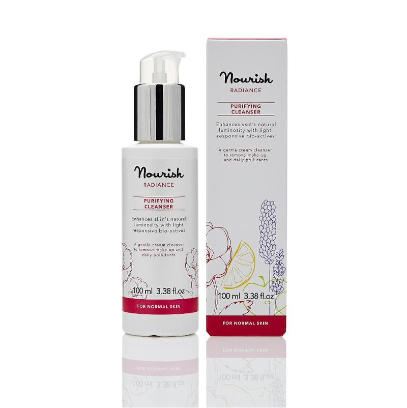 [MPLUS] Nourish Ns003 Radiance Purifying Cleanser 100Ml