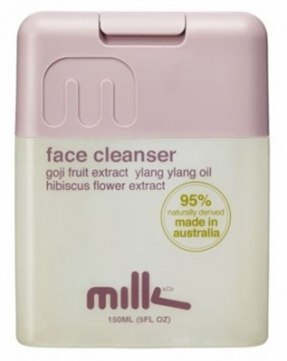 [MPLUS] Milk Womens By Lindy Klim Face Cleanser 150Ml
