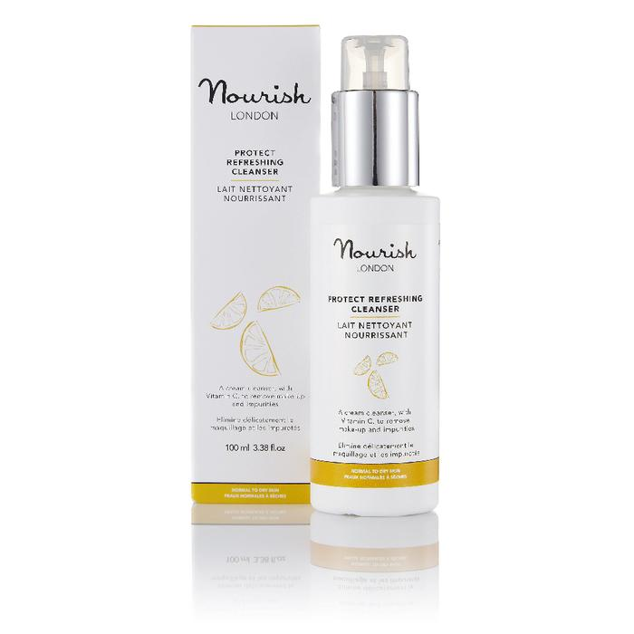 [MPLUS] Nourish Ns001 Protect Refreshing Cleanser 100Ml