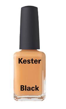 [MPLUS] KB069 KESTER BLACK Apricot Nectar Nail Polish 15ml