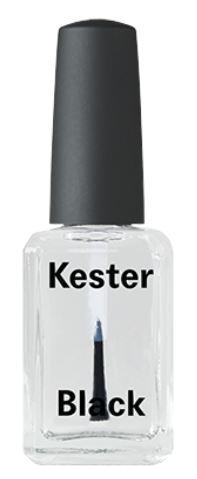 [MPLUS] Kester Black Top Coat Nail Polish 15Ml