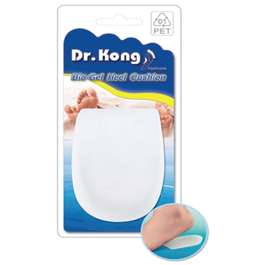 [MPLUS] Dr. Kong Bio-Gel Heel Cushion (S)