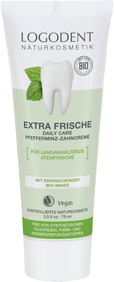 [MPLUS] Logodent Toothpaste Extra Fresh 75Ml