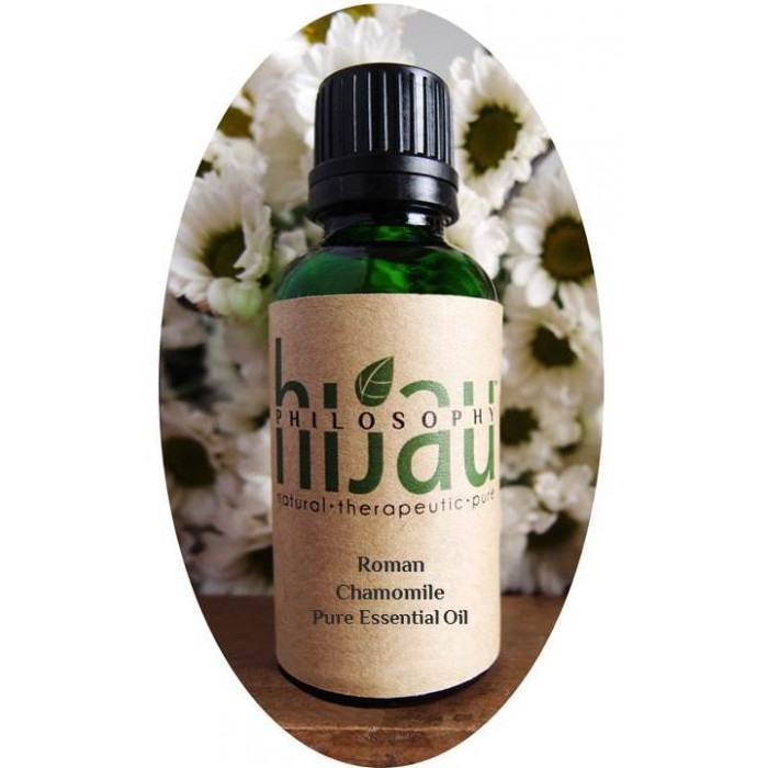 [MPLUS] Hijau Philosophy Roman Chamomile, Pure Essential Oil (15Ml)