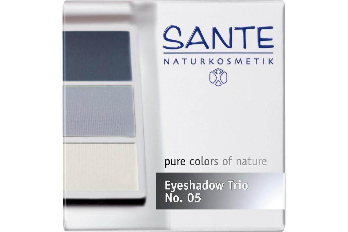 [MPLUS] Sante 42074 Eyeshadow Trios Ocean Blue 05 4.5G