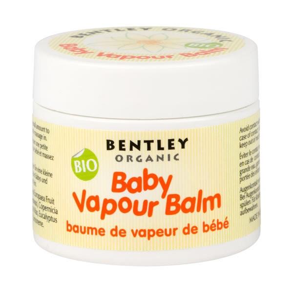 [MPLUS] Bentley Organic Baby Vapour Balm 50G
