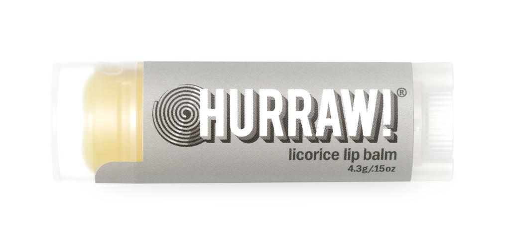 [MPLUS] HURRAW Licorice Lip Balm 4.8g