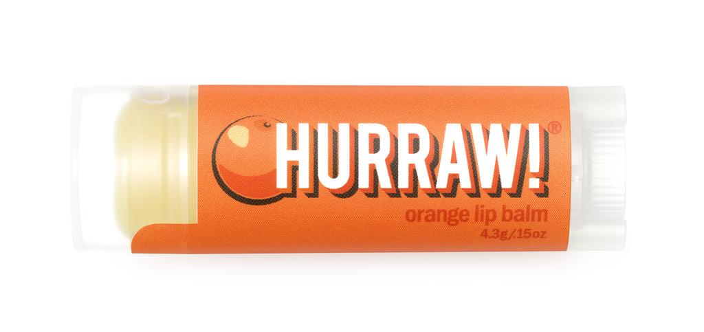 [MPLUS] HURRAW Orange Lip Balm 4.8g