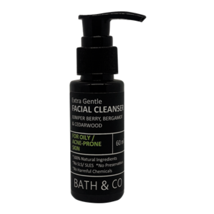 [MPLUS] Bath & Co Extra Gentle Facial Cleanser 60Ml (Dry/Mature Skin)