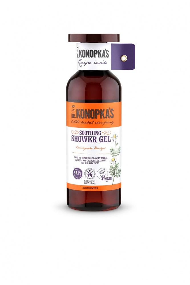 [MPLUS] DR. KONOPKA'S Shower Gel Soothing 500ml