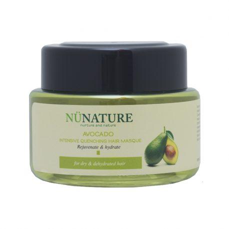 [MPLUS] Nunature Avocado Intensive Quenching Hair Masque 180Ml