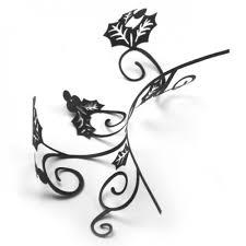 [MPLUS] Omorose Window To The Soul Premium Paper Eyelashes - Poinsettia