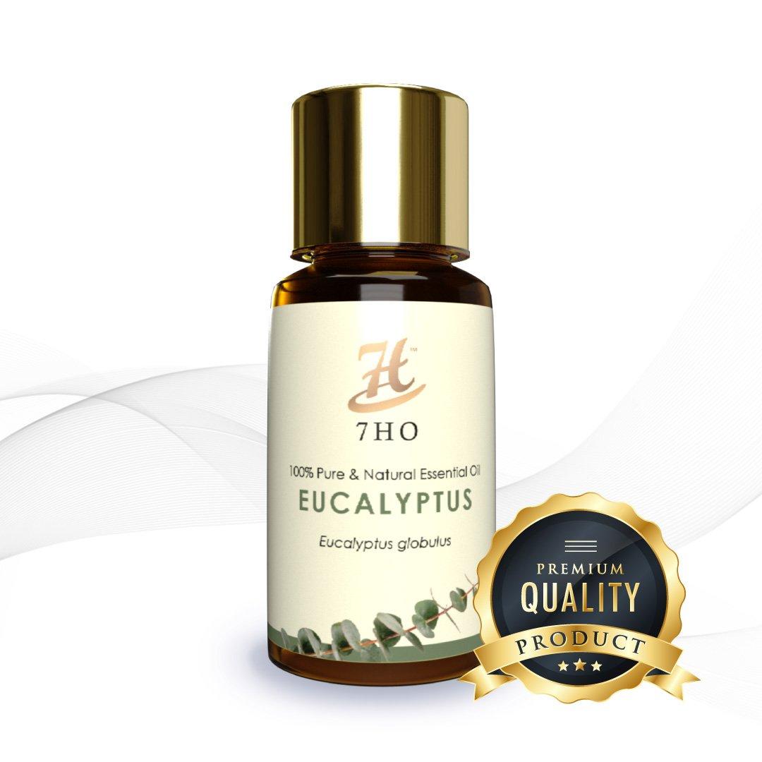 [MPLUS] SEVEN HEAVEN Pure Essential Oil - Eucalpytus 10ml