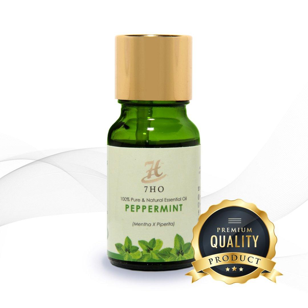 [MPLUS] Seven Heaven Pure Essential Oil - Peppermint 10Ml