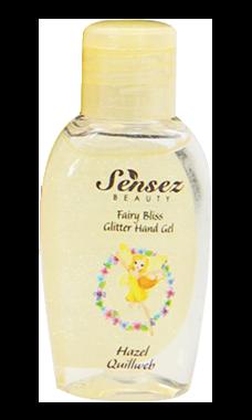 [MPLUS] SENSEZ BEAUTY Fairy Bliss Hand Gel (Yellow) 30ml