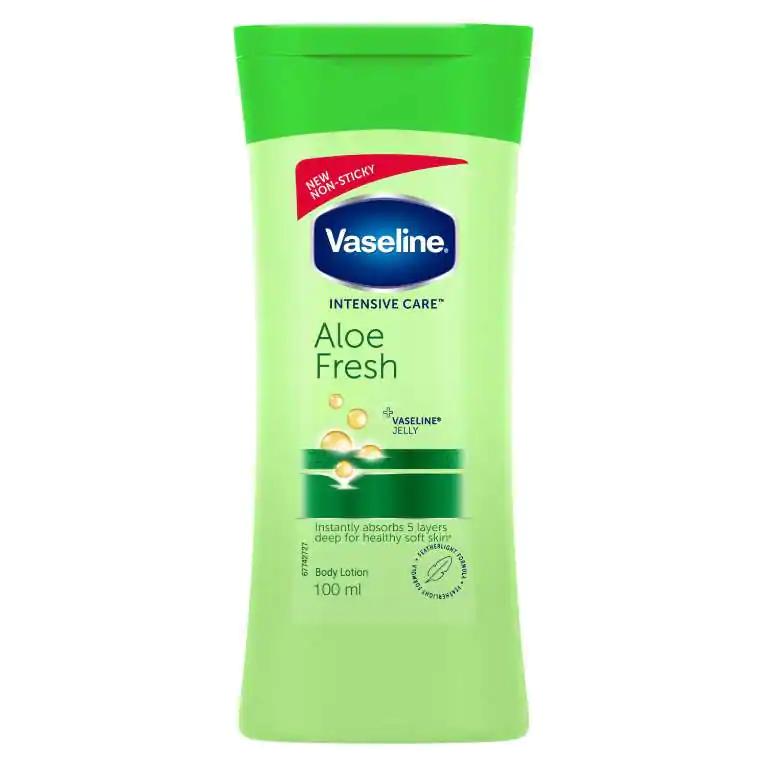 [MPLUS] VASELINE Aloe Soothe Fresh Lotion 400ml FOC 100ml