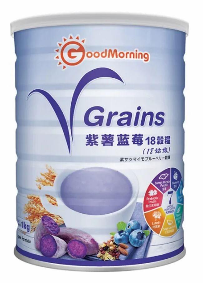 [MPLUS] Goodmorning Vgrains 1Kg