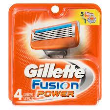 [MPLUS] Gillette Fusion Power Cartridge 4'S