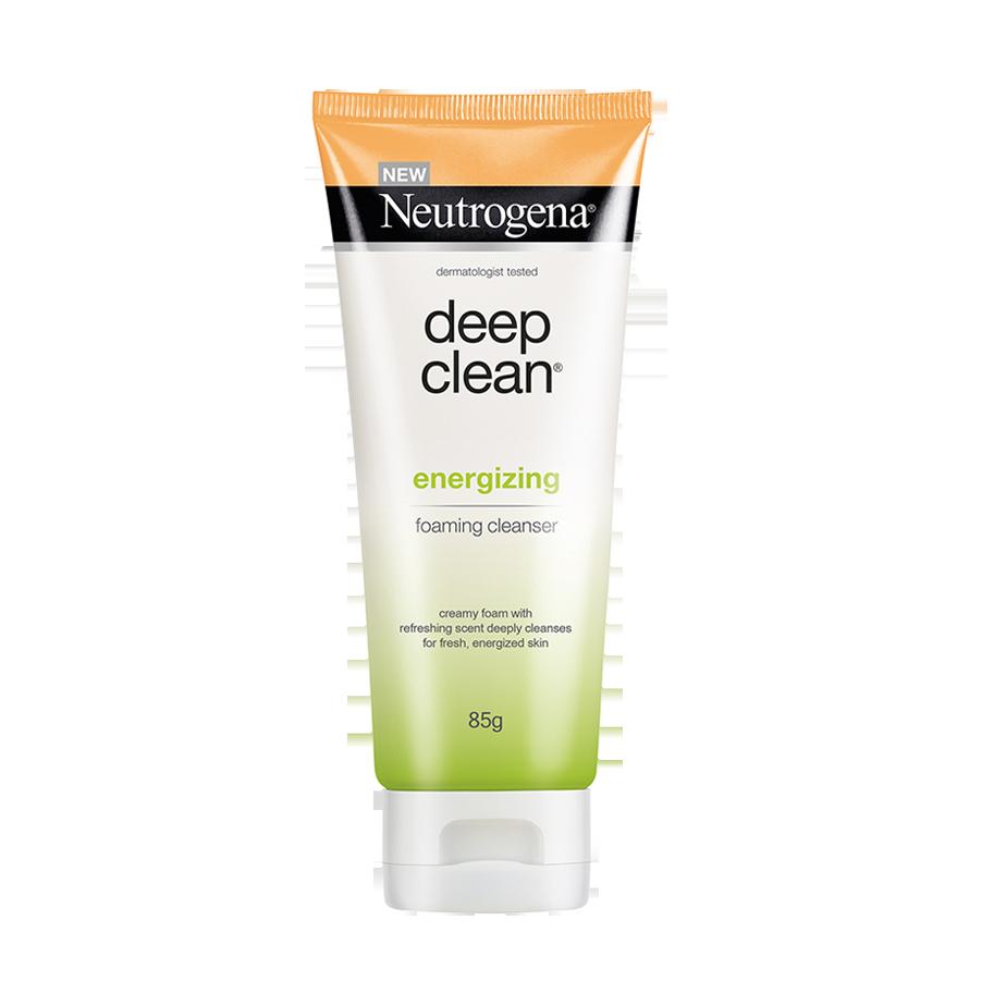 [MPLUS] Neutrogena Deep Clean Energizing Foaming Cleanser 85G
