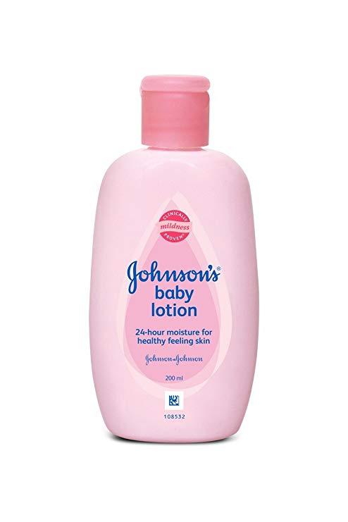 [MPLUS] Johnson\'S Baby Baby Lotion [Pink] 200Ml