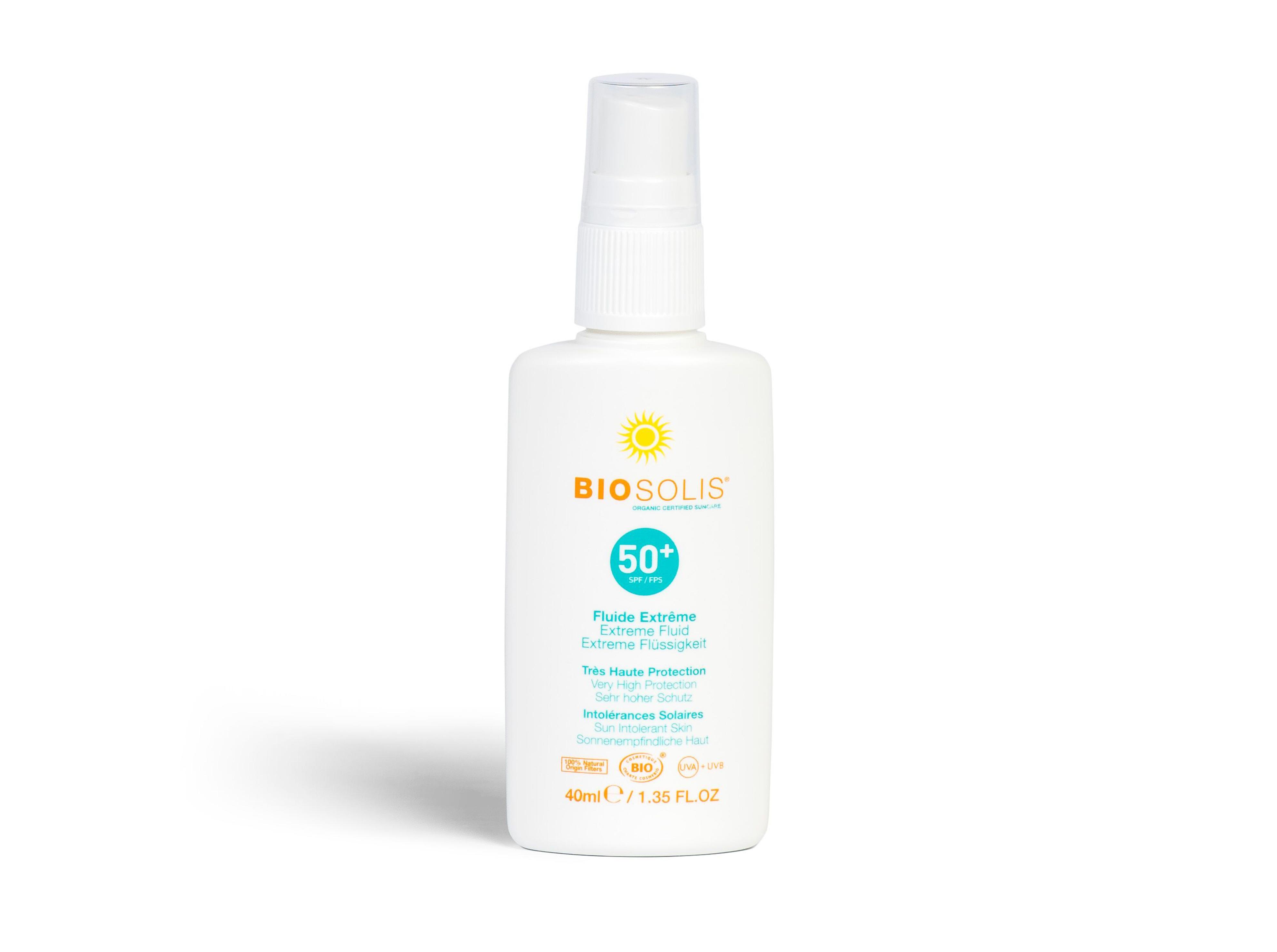[MPLUS] Biosolis Extreme Fluid Spt50+ 40Ml