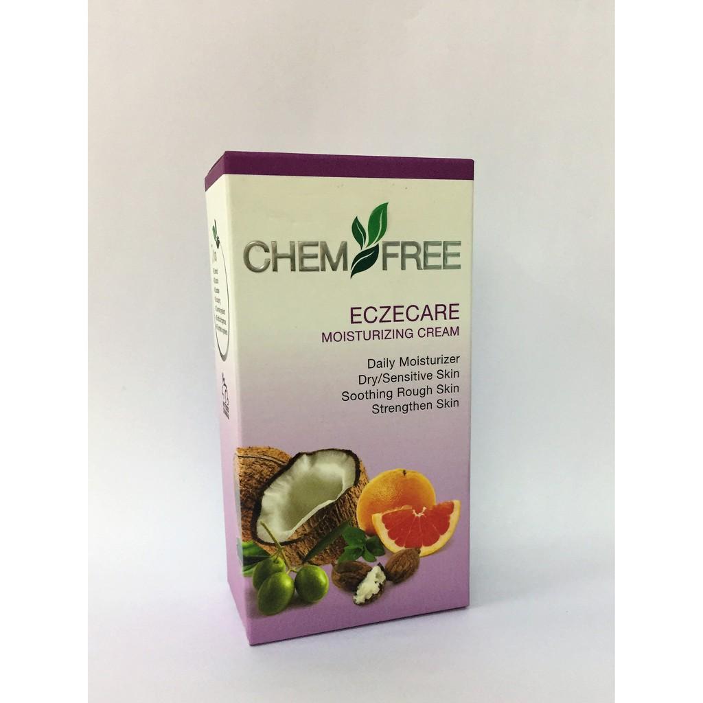 [MPLUS] Chemifree Eczecare Moisturizing Cream 50Ml