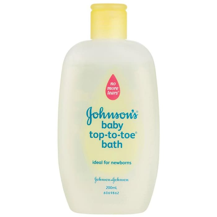 [MPLUS] Johnson Baby Bath Top To Toe 200Ml
