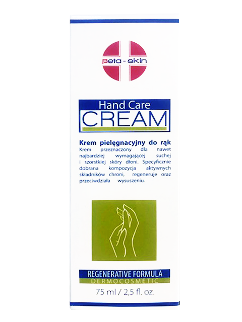 [MPLUS] Beta Skin Hand Cream 75Ml