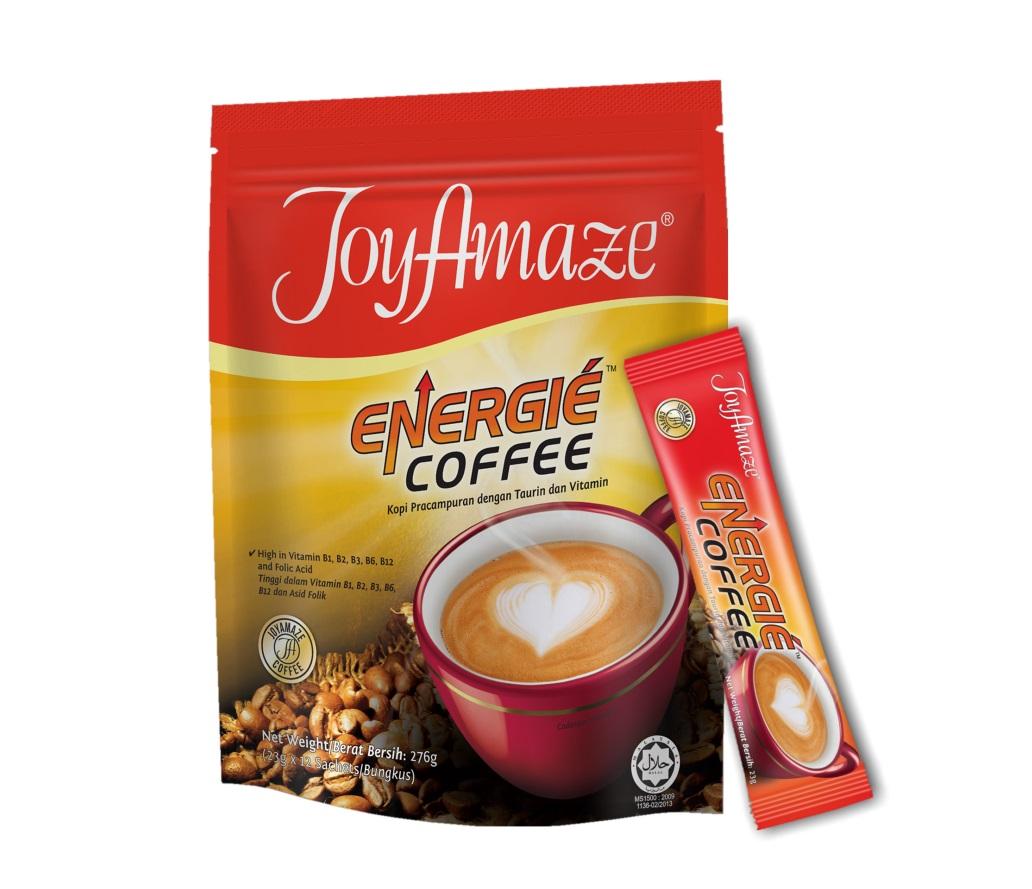 [MPLUS] Joyamaze Energie Coffee