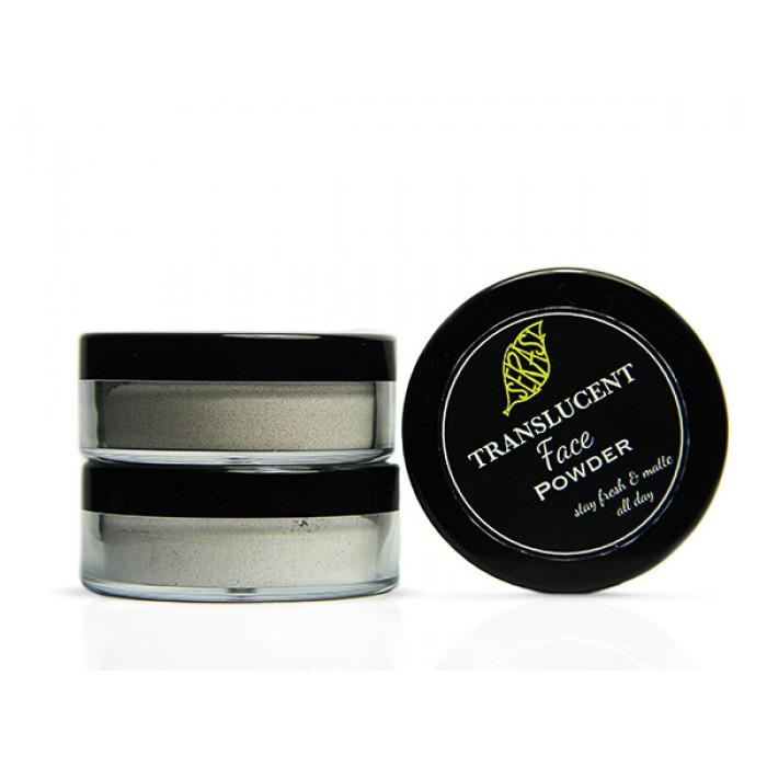 [MPLUS] Serasi Translucent Face Powder 8Gm (Code 01)