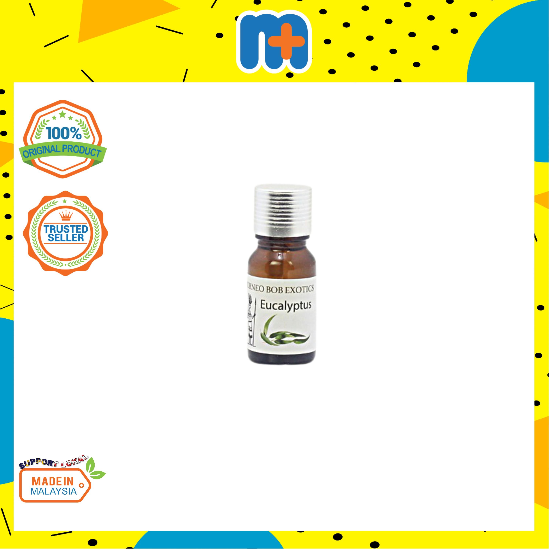 [MPLUS] BORNEO Eucalyptus Pure Essential Oil 10ml