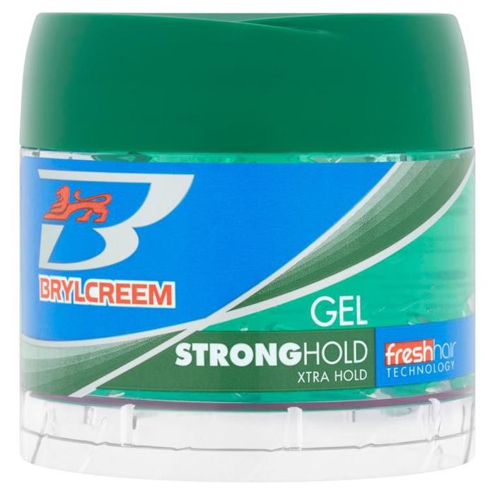 [MPLUS] Brylcreem Styl Gel Strong Hold 125Ml