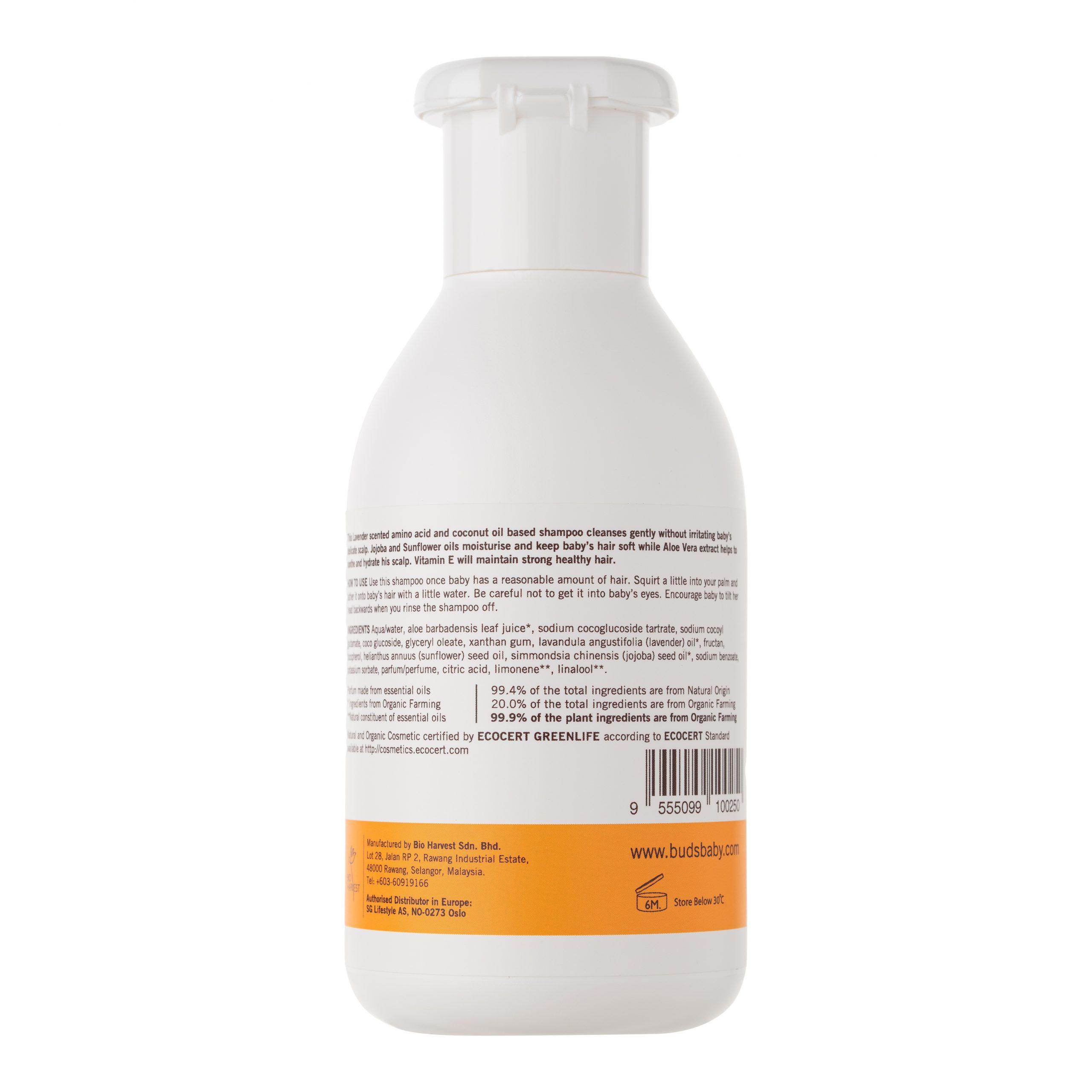 [MPLUS] BUDS Everyday Shampoo 225ml