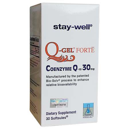 [MPLUS] Staywell Q Gel Carni Softsules 30S
